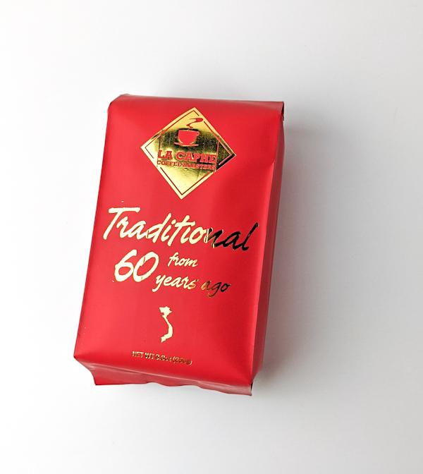 Café Traditional
